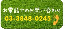 お電話でのお問い合わせ03-3848-0245